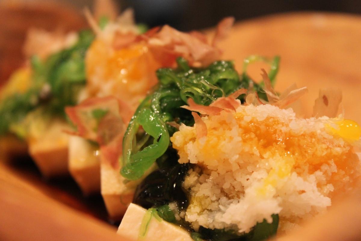 Sesame Chili Tofu