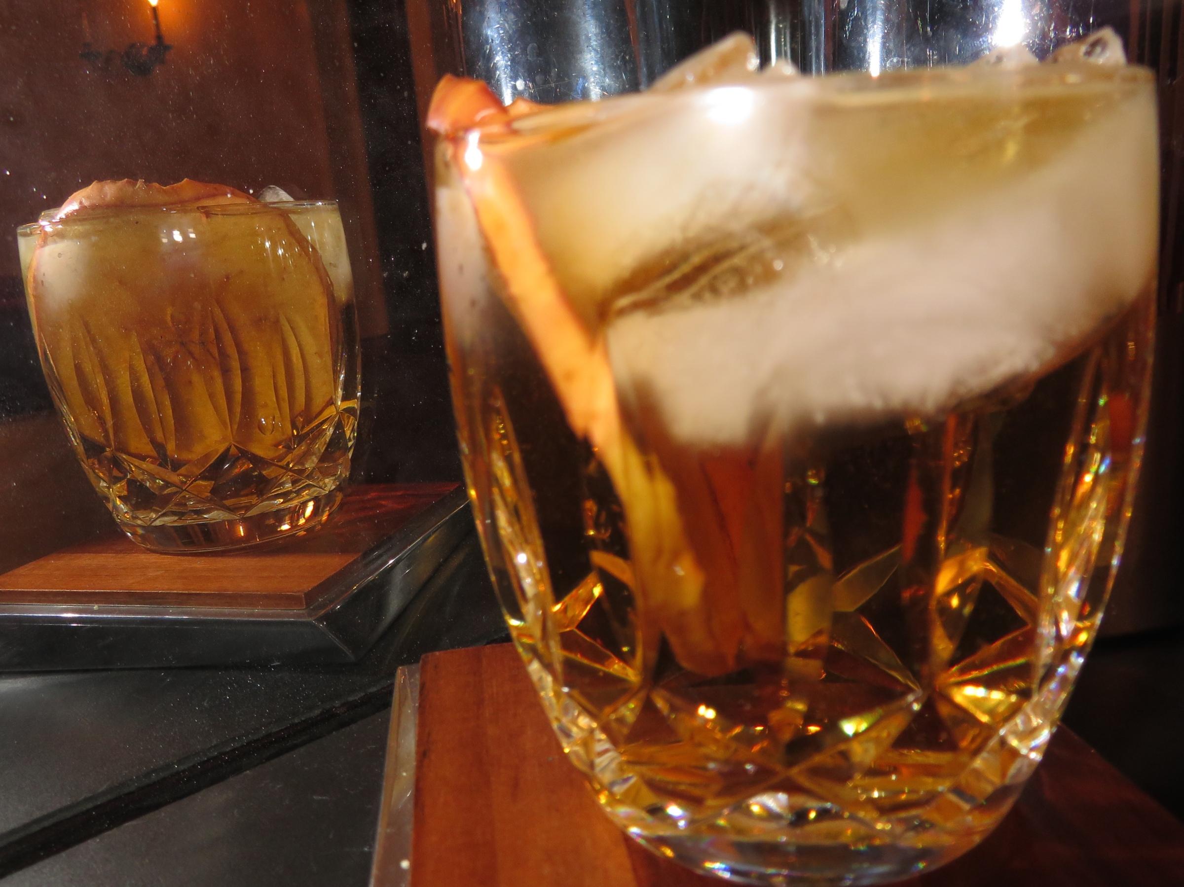 A Viking Voyage cocktail