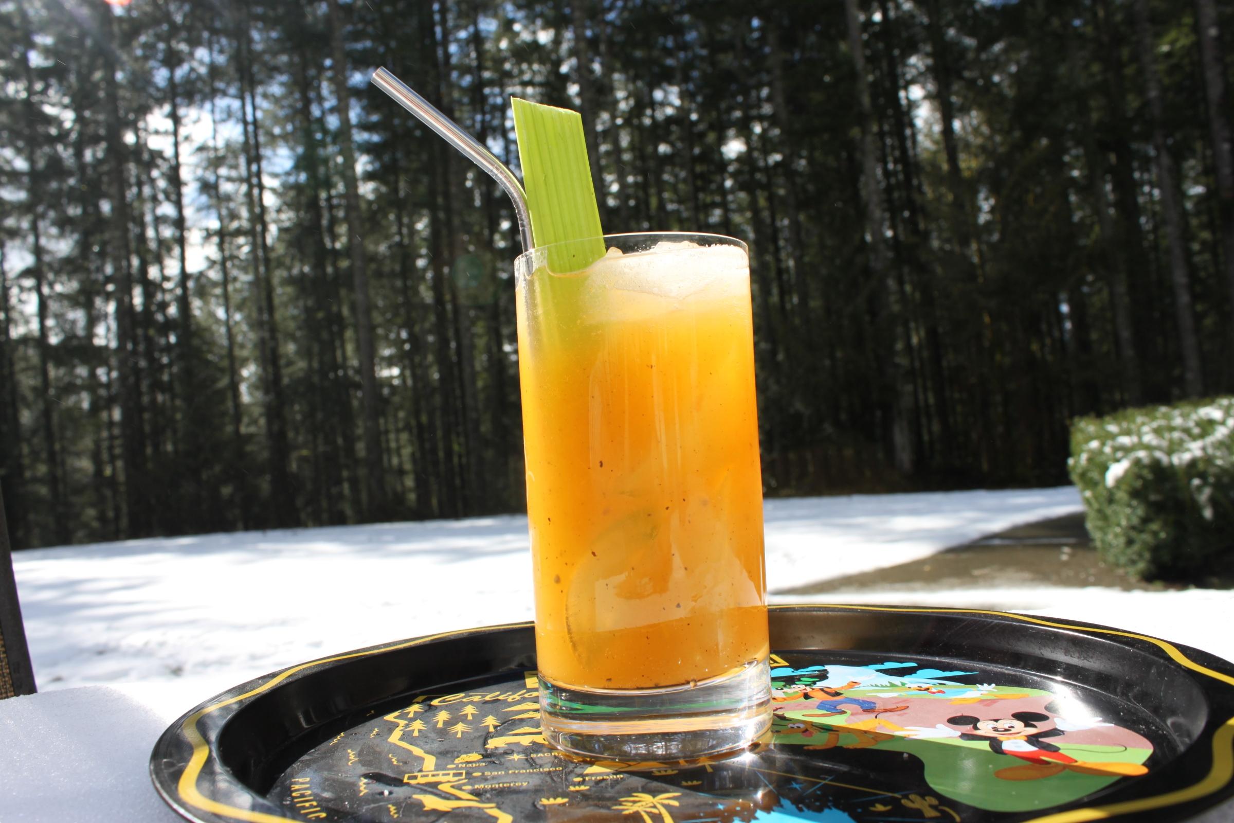 Illegitimate Heirloom cocktail