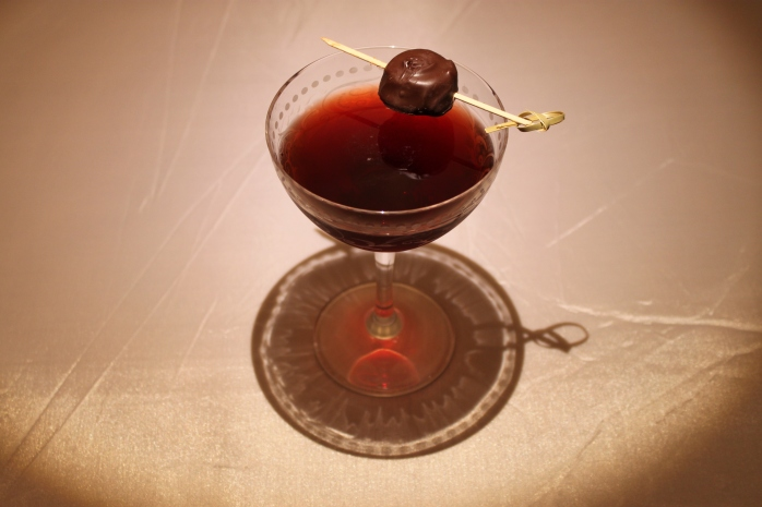 port fondue cocktail